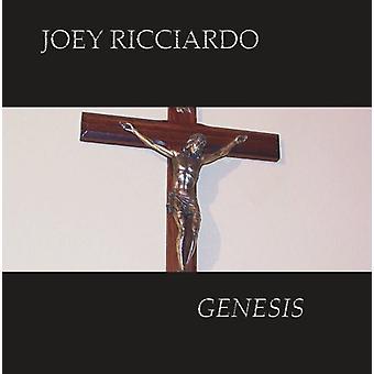 Joey Ricciardo - Genesis [CD] Usa import