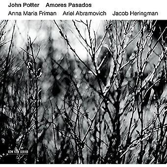John Potter - Amores Pasados [CD] USA import