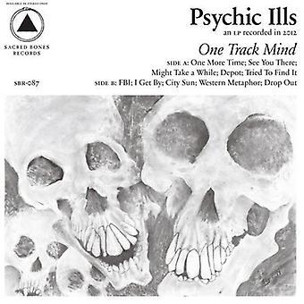 Psychic Ills - One Track Mind [CD] USA import