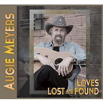 Augie Meyers - Loves Lost & Found [CD] USA import