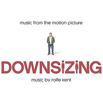 Rolfe Kent - Downsizing: Music From the Motion Picture [CD] USA import