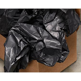 5 Sheets of Best Quality Black Tissue Paper   Gift Wrap Supplies