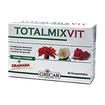 Totalmix Vit 30 tablets