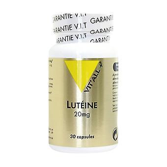 Lutein 20 mg 30 kapslar med 20 mg