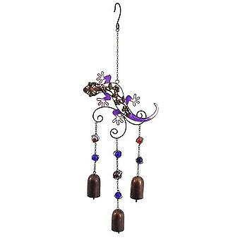 Something Different Lizard Wind Chime