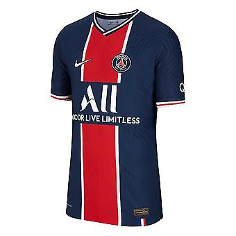 2020-2021 PSG Home Vapor Match Nike Shirt (الأطفال)