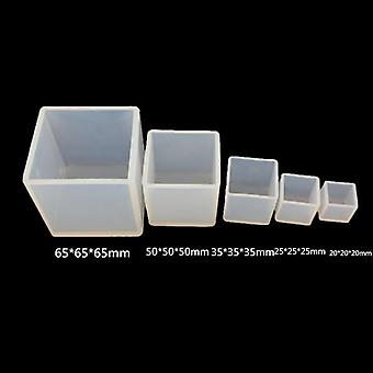 Diy Gypsum Plaster Crafts Mould For Soap Candle Resin Mold