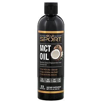 California Gold Nutrition, MCT Öl, 12 fl oz (355 ml)