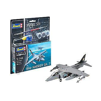 Revell 63887 1:144 BAe Harrier GR.7 Plastic Model Kit