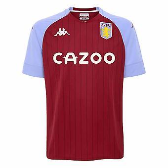2020-2021 Aston Villa Kappa Home Shirt