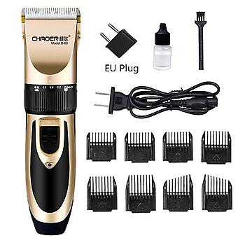 Adult\'s Haircut Rechargeable Professional Electric Hair Clipper & Haircut