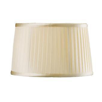 30 Cm Fabric Lampshade Cream
