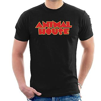 Animal House Red Logo Men's T-Shirt