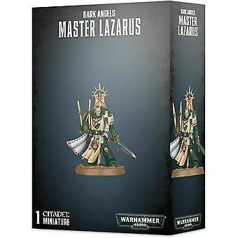 Taller de Juegos Warhammer 40,000 - Dark Angels Master Lazarus