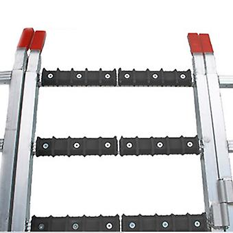 Bowdriks 4051 Ramp Crossbar Protector (1Pc Kit = 2Pcs, 6 Screws)