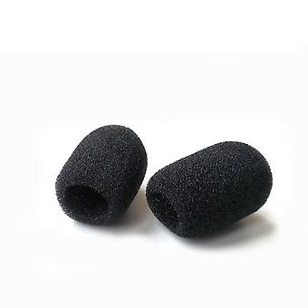 Microphone Windscreen Sponge Small Headset Mic Foam Cover