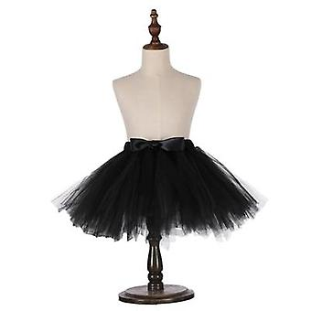 Newborn Baby Skirts Tutu Casual Ruffle Chiffon Mini Tutu Pettiskirt For Party