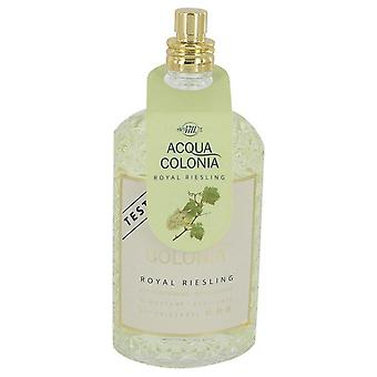 4711 Acqua Colonia Royal Riesling Eau De Cologne Spray (Tester) Door 4711 5.7 oz Eau De Cologne Spray
