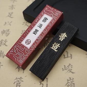 Sumi-e-maalaus mustetikku calligraphy-siveltimille