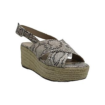 Bar III Womens Bianka Fabric Open Toe Casual Espadrille Sandals
