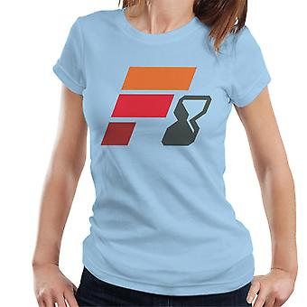 Fast and Furious F8 Abstract Logo Women's T-Shirt