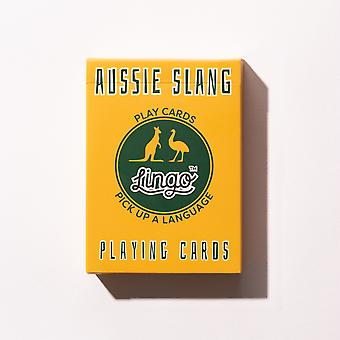 Carte da gioco slang australiane