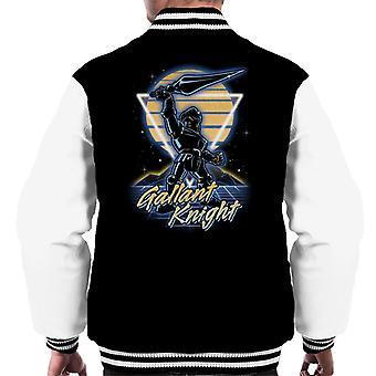 Retro Gallant Knight Ghost N Goblins Men's Varsity Jacket