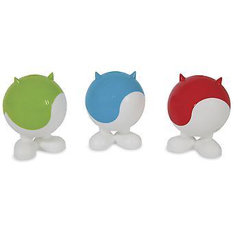 JW Mixed ying yang Cuz (Dogs , Toys & Sport , Balls)