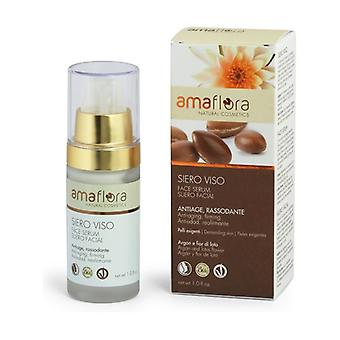Argan og Lotus Blomster Antiage Face Serum 30 ml de serum