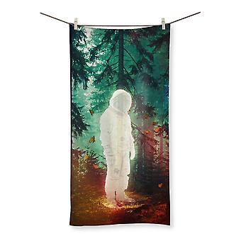 The lost one beach towel
