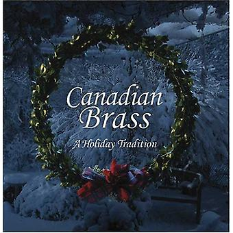 Canadian Brass - Holiday Tradition [CD] USA import