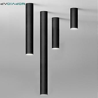 Long Tube Surface Mounted Modern Aluminum Spot Light