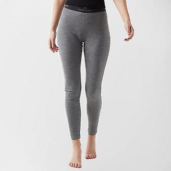 Icebreaker Women's Oasis Running Leggings Grey