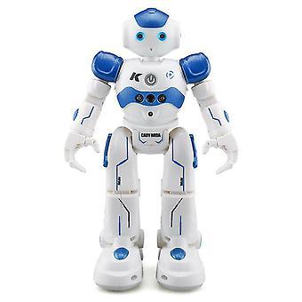 Älykäs robotti laulaa tanssia puhuva koulutuslelele