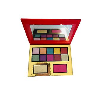 Juicy Couture The Shady Eye Shadow & Highlight Palette The Shady Palette 10 Eye,Highlight,