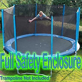 8ft Enclosure per trampolino _ custodia solo