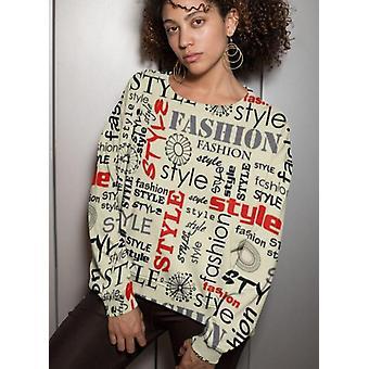 Alpine fashion sublimation sweatshirt