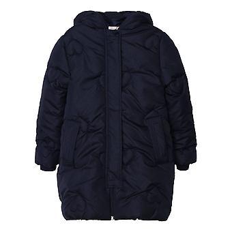 Billieblush girls navy coat u16264/85t