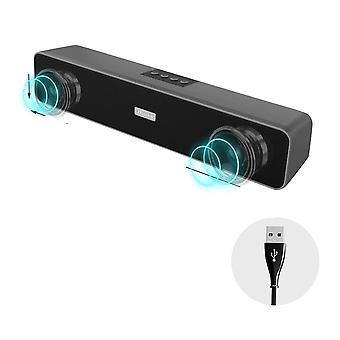 6w Soundbar Bluetooth Kaiutin Tv Sound Bar