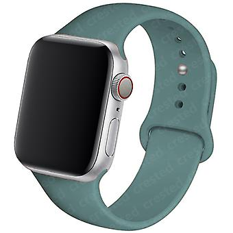 Silicone Strap For Apple Watch Band( Set 2)