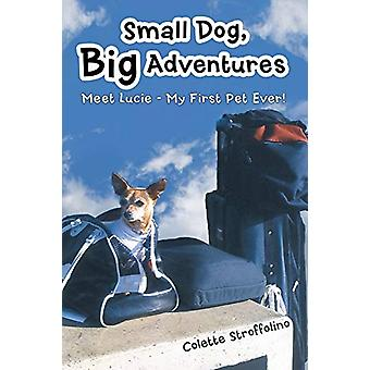 Small Dog - Big Adventures - Meet Lucie - My First Pet Ever! by Colett