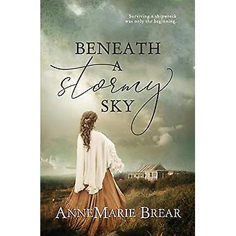 Beneath a Stormy Sky by AnneMarie Brear - 9781999865085 Book