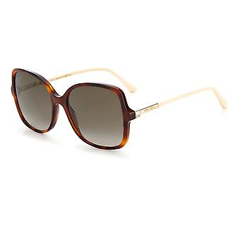 Jimmy Choo JUDY/S 086/HA Havanna/Brown Gradient Solglasögon