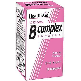 Terveysapu Vitamiini B 30 Kapselit,