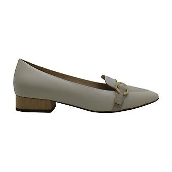 Cole Haan Womens Leela Skimmer Leather Pointed Toe Loafers