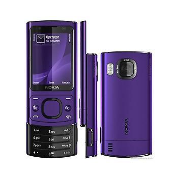 Refurbished-original 6700s Mobile Phone Bluetooth Fm Java 5mp 3g 6700 Slider