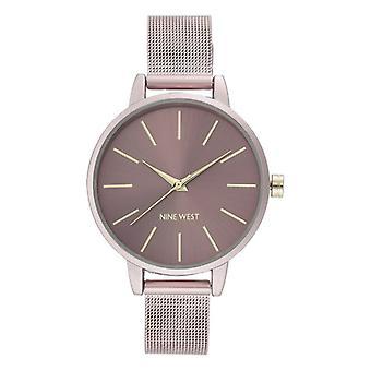 Dames'Horloge Nine West NW-2280PKPK ( 38 mm)
