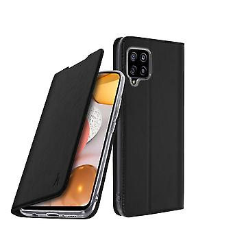 Case for the Samsung Galaxy A42 5G Akashi Card and video Holder black