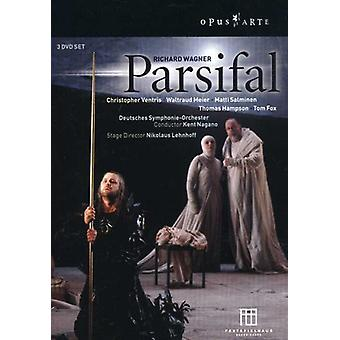 R. Wagner - Parsifal-Comp Opera [DVD] USA import