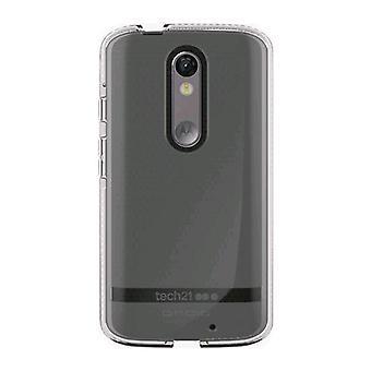 Tech21 Evo Shell Case for Motorola Droid Turbo 2 (Clear)